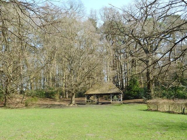 lilly hill park Bracknell