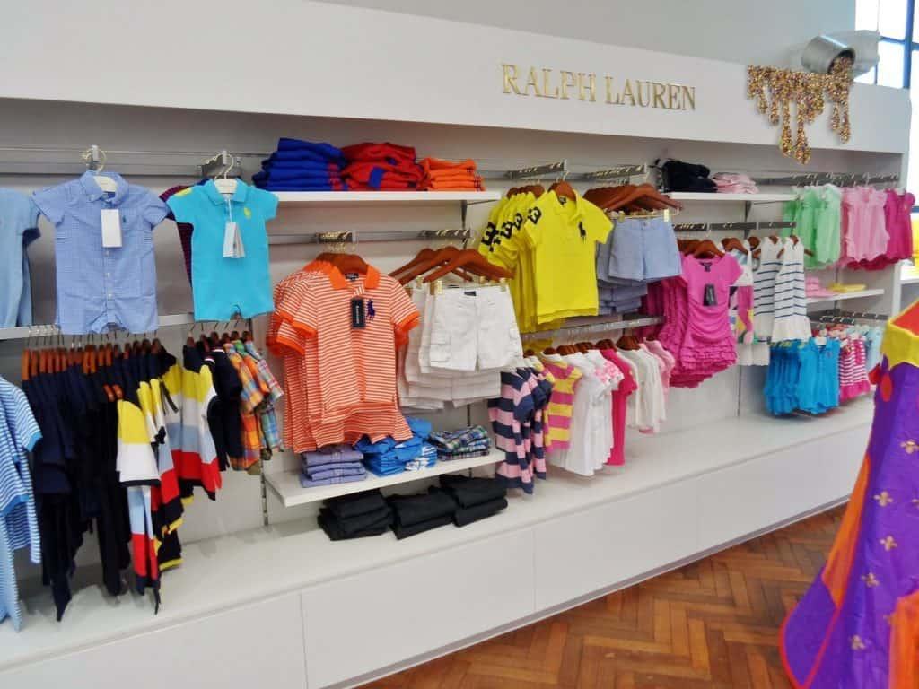 Children's Fashion Stores - 247 airport ride