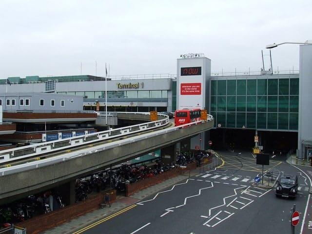 Heathrow Terminal 1 - 247 airport ride