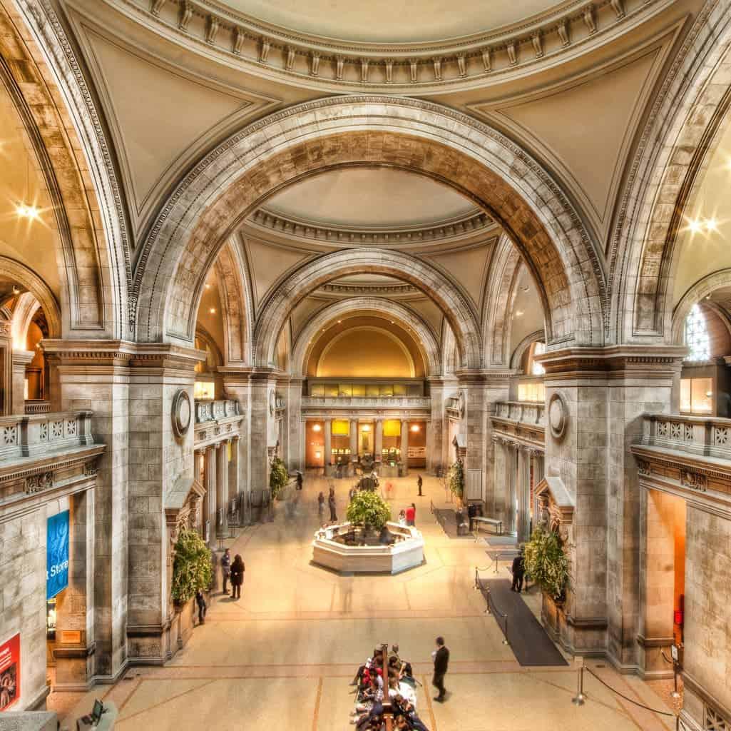 Metropolitan Museum - 247 airport ride
