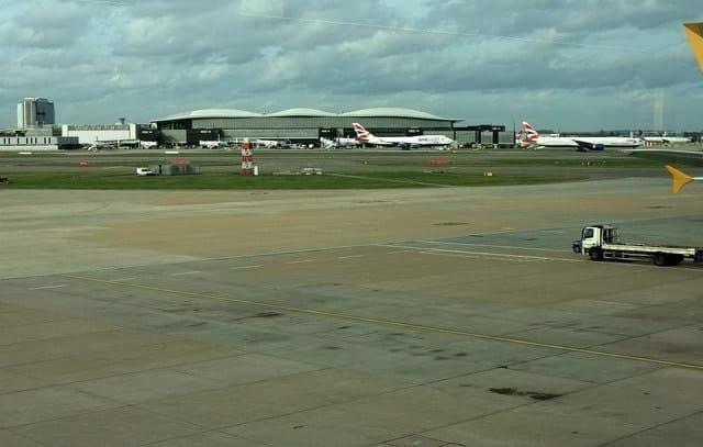 heathrow airport t4 - 247 airport ride