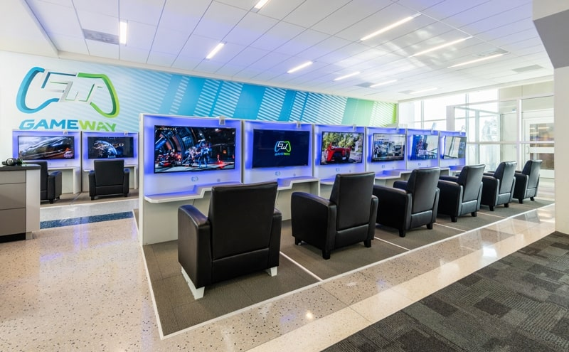 Hunt the Airport Entertainment Facilities - 247 airport ride