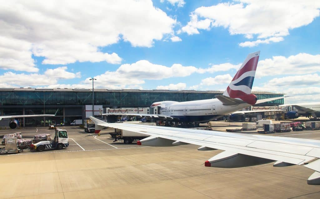 Heathrow airport uk - 247 airport ride