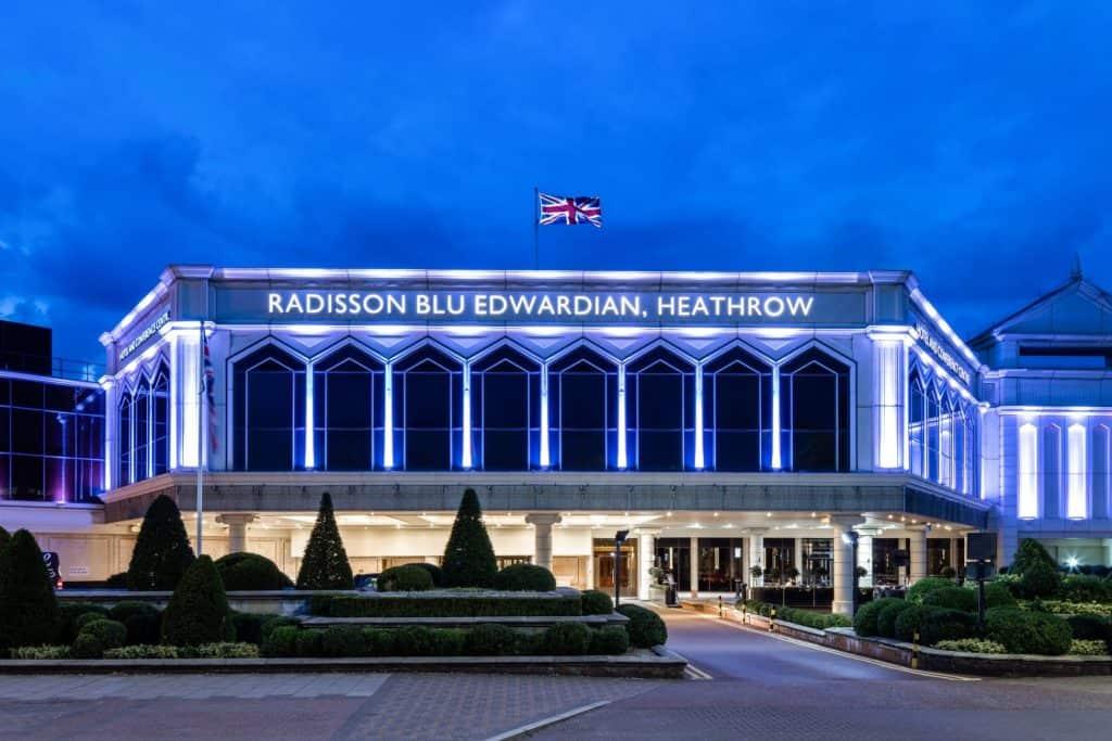 Radisson Blu Edwardian Hotel Heathrow
