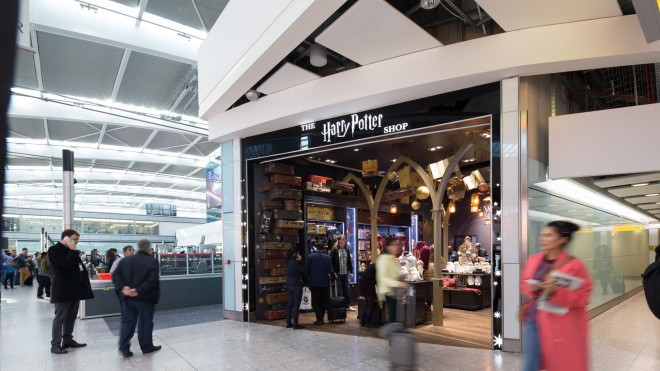The Harry Potter Shop - 247 airport ride