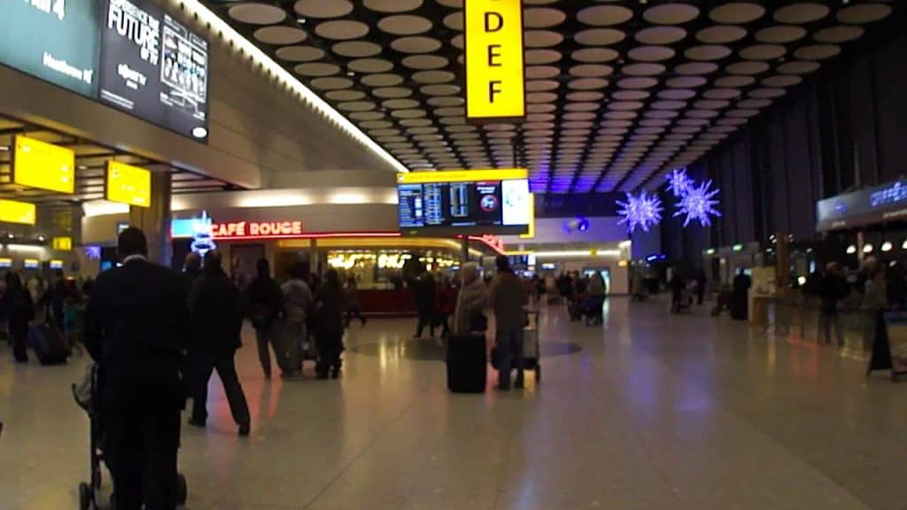 heathrow Terminal 4 - 247 airport ride