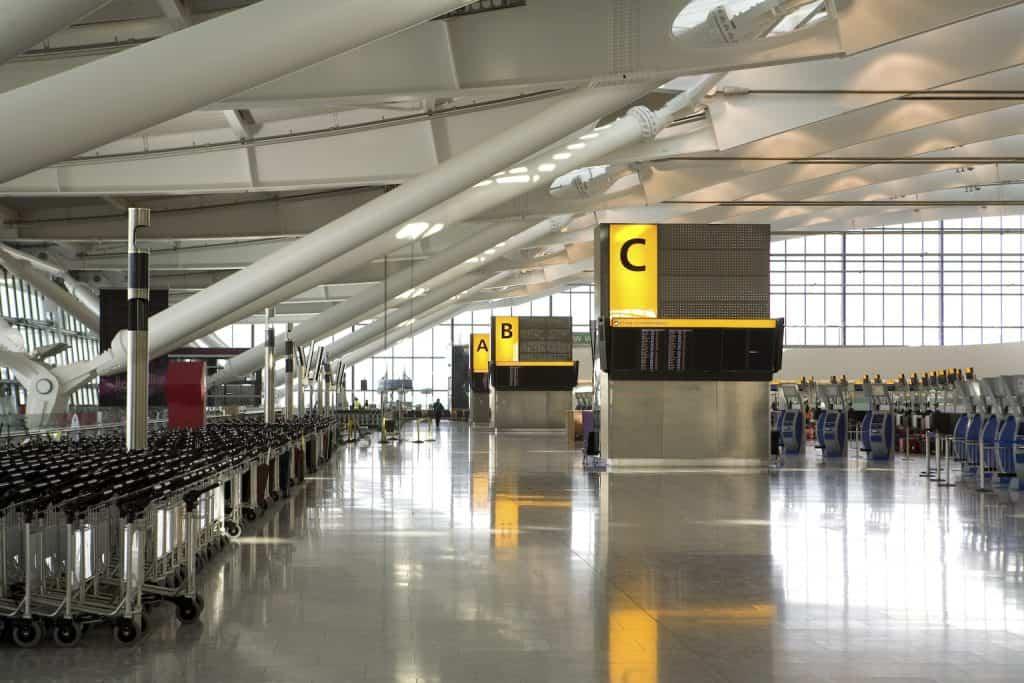 heathrow Terminal 5 - 247 airport ride